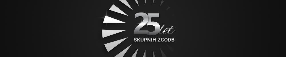 25 let skupnih zgodb