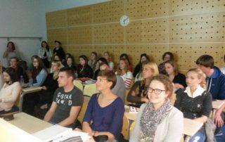 Študentska arena in predavanje Nejca Slovnika: OMEJITEV NI!